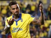 Erst Boateng, am Ende Viera: Las Palmas glänzt gegen Bilbao