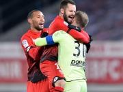 Dijon überrascht Monaco