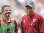 Plädoyer für Lahm - Ancelotti braucht den Kapitän