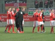 Spannung im Niederrheinpokal: RWE schlägt Schonnebeck
