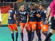 PSG geht in Montpellier baden