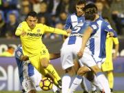 Keine Tore bei Leganes gegen Villarreal
