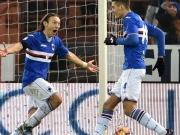 Sampdoria macht Boden gut