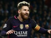Trotz Experimenten - Mit Messi gegen Gladbach