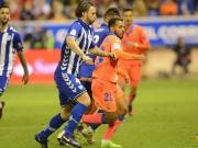 Kein Sieger bei Alaves gegen Las Palmas
