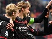 Bayer erstmals unbesiegt - Brandt will Engländer
