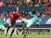 3:0 bei Osasuna: Barca kann doch noch gewinnen