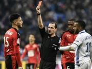 Valbuena schießt OL zum Sieg - Bensebaini-Rot