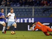 Lazio klettert - bei Immobile entscheidet die Technik