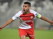 Dreierpack! Falcao-Gala in Bordeaux
