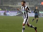 Starker Konter - Thereau führt Udinese zum Sieg
