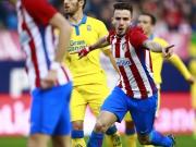Atletico bleibt dran - dank Saul Niguez