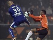 Moulin fliegt nach Bodycheck und Lorient siegt