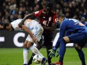 Marseille besiegt Lille per Dropkick und Schlenzer