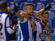 Deportivo überrennt Schlusslicht Osasuna