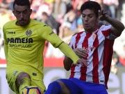 Villarreal entführt die Punkte aus Gijon