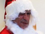 Feliz Natal! Der Weihnachtsmann beim Europameister