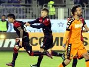 Cagliari gewinnt wildes Spektakel gegen Sassuolo