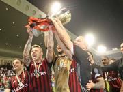 Dybalas Nerven halten nicht - Milan hat den Pott
