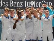 Hoffenheim ringt Stuttgart im JuniorCup-Finale nieder