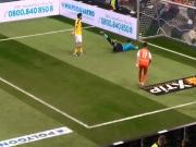 Fortuna Köln siegt trotz Torwarttor
