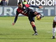 Borriello schießt Cagliari zum Sieg über Genua
