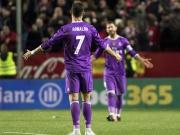 Ronaldos Elfer-Scharmützel und Ramos' Patzer