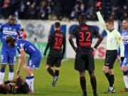 Balotelli glücklos, Dante anfällig: Nizza patzt in Bastia