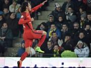 Cavani sorgt für PSG-Sieg - Kurioses Gelb für Verratti