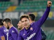 Souveräne Fiorentina blickt nach Europa