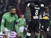 Duseltore retten AS St. Etienne
