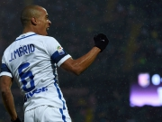 Marios Abstauber reicht Inter im Platzregen von Palermo