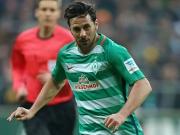 Duell mit Bayern: Pizarro will Rekord verbessern