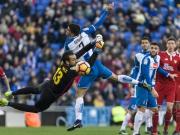 Diskutables Rot und drei Tore sind zu viel für Sevilla