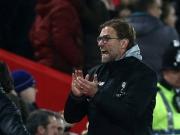 Klopp zufrieden: Liverpool wendet Negativrekord ab
