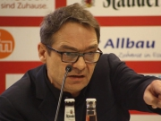 Mauer zu Schalke: Rot-Weiss Essen veralbert Trump