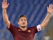 97. Minute! Totti richtet es für die Roma