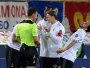 Verrücktes Milan: Sieg in doppelter Unterzahl