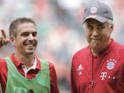 Nach dem Lahm-Beben - Ancelotti nimmt Bayern in die Pflicht