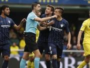 Doppelter Elfer-Ärger bei Malaga - Ex-Münchner Soriano fliegt