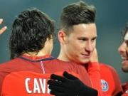 Draxler und Cavani vor Härtetest gegen Barcelona