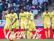 Villarreal trifft in der Nachspielzeit