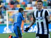 Udine: Fofanas Hammer reicht nicht