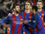 Messi verhindert Blamage und zeigt keine Regung