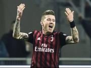 Milan jubelt dank Kucka und Deulofeu