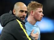 Guardiola im Duell der Blaublüter