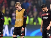 Bayer gegen Atletico: