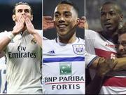 Top-Tore Europas - mit Bale, Ramos und Tielemans