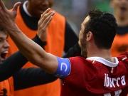 Mercado und Iborra kontern im Sevilla-Derby Ballbeschwörer Durmisi