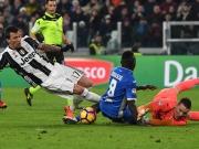 Juve und die eigene Festung: Alex Sandro dreht sich zum Sieg